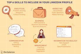 Top Skills To List On Linkedin