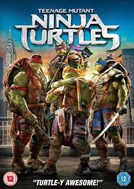ninja turtles.  Ninja Teenage Mutant Ninja Turtles DVD Amazoncouk Megan Fox William  Fichtner Pete Ploszek Noel Fisher Jeremy Howard Alan Ritchson Tohoru Masamune  In B