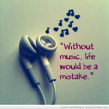 Inspirational Quotes About Music And Life inspirational life love pretty quotes image 100 on Favim 43