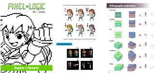 pixel logic a guide to pixel art by michafrar and plenty guest artists 9 or more lots of content beautifully designed