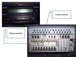 pin connectors for fujitsu ten 86120 yza39 thanks in advance to any assistance on this matter