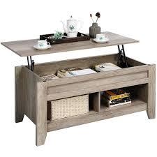 yaheetech lift top coffee table w