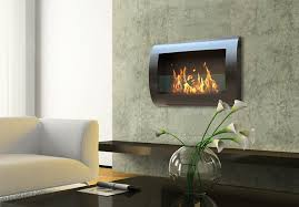 com anywhere fireplace chelsea model in black wall mount bio ethanol fireplace home kitchen
