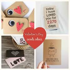 Chic DIY Inspiration  Valentineu0027s Day Cards IdeasCard Making Ideas Diy