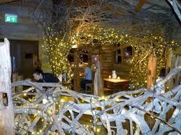 Evening Disco  Picture Of The Treehouse Restaurant At The Alnwick The Treehouse Alnwick