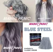 Manic Panic Blue Color Chart How Light Should My Hair Be Before I Use Manic Panic Blue