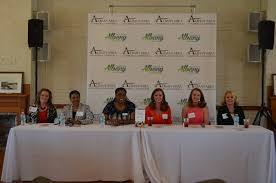 women in business roundtable luncheon