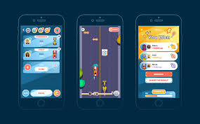 Game Interaction Design Case Study Real Multiplayer Racing Ux And Ui Design For A
