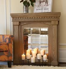 9 best mock fireplace ideas images on fire places rustic faux fireplace