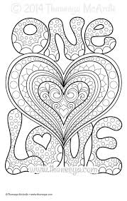 Small Picture Color Love Coloring Book by Thaneeya McArdle Thaneeyacom