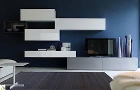 Parete soggiorno moderna trench arredo design online