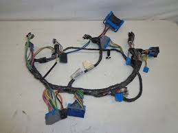 cadillac deville dhs left front driver seat wiring harness