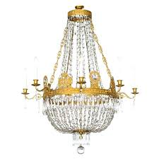 empire crystal chandelier chandeliers antique