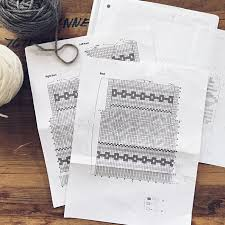 How To Read A Knitting Pattern Amazing Cowichan Via Japan How To Read A Japanese Knitting Pattern Fringe