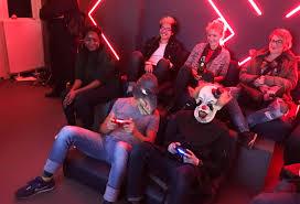 Halloween & Gaming party - EN