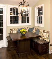 Cool Kitchen Table With Bench Seats and Best 25 Corner Bench Dining Table  Ideas On Home Design Corner