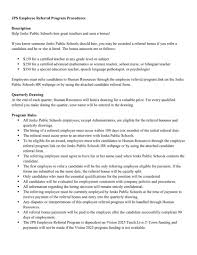 Jenks Public Schools Jps Employee Referral Program