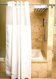 split shower curtain inch shower curtain inch long shower curtain liner awesome shower curtain split rings