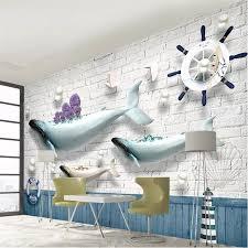 Beibehang Aangepaste Behang 3d Muurschildering Sieraden Oceaan