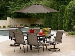patio tables with umbrellas patio umbrellas rectangular glass patio dining table with black