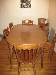 pleasing ethan allen dining chair set