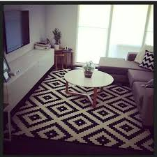 black and white area rugs ikea love that rug ikearugs ikea rugs in 2018 ikea