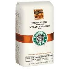 starbucks coffee bag. Delighful Coffee Starbucks Coffee House Blend  40 Oz Bag 25 Lb  Inside Coffee R