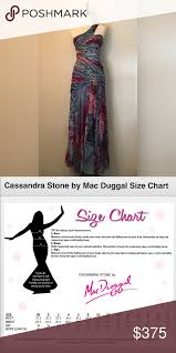 Cassandra Stoneby Mac Duggal Multicolored Gown Gorgeous