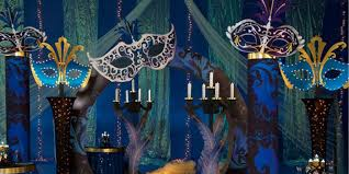 Decorations For A Masquerade Ball masquerade party decorations Masquerade Decorations Theme Colors 74