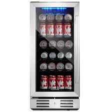 Undercounter Beverage Refrigerator Glass Door Home Design Top Under Cabinet Beverage Coolers