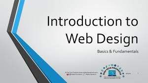 Design Basics Website Introduction To Web Design Fundamentals Basics