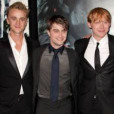 Born in surrey, england, actor tom felton began his career acting in u.k. Harry Potter Cast Reunites To Reflect On 19 Year Legacy E Online
