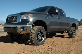 CST Performance Suspension / Lift Kits for Toyota Tundra - 2007 ...