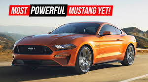 2018 Mustang GT SPECS and PRICE! - YouTube