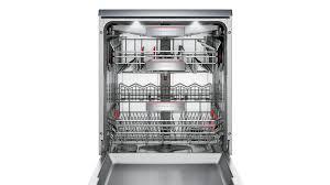 Bosch Dishwasher With Interior Light Bosch Sms88ti03t Free Standing Dishwasher