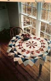 353 best Country Threads quilts images on Pinterest | DIY ... & Country Threads :: Rotary Cut and Pieced Quilt Patterns :: Circle of Geese  Quilted Table Topper I am making this for my sister for her beautiful  antique ... Adamdwight.com