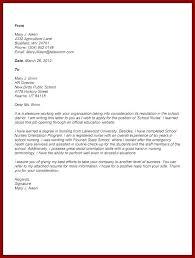 Sample Covering Letter For Job Application Sample Cover Letter For Job Application For Nurses Cover Letter For