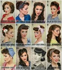 rockabilly hair pin up hairstyles 1950s hairstyles for long hair fashion hairstyles hairstyle