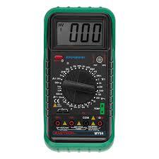 <b>Мультиметр Mastech</b> (13-2005) <b>MY64</b> универсальный — купить в ...