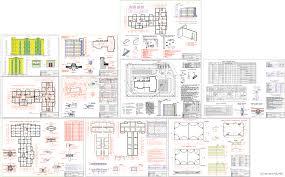 Курсовые и дипломные проекты Многоэтажные жилые дома скачать  Дипломный проект Строительство 10 ти этажного жилого дома в ЦАО г