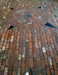 brick veneer flooring. Reclaimed Thin Brick Veneer Floor Tile Flooring