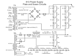 wingfoot 813 plate and plate screen supply circuit description and Buck Boost Transformer Schematic click on a section of the schematic below for information on that part of the circuit buck boost transformer circuit diagram