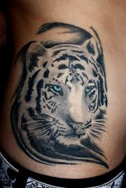 white tiger with blue eyes tattoo. Brilliant Eyes View Original Size Inside White Tiger With Blue Eyes Tattoo S