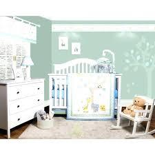 baby nursery bedding sets safari bedding safari jungle animals 6 piece baby nursery crib bedding set