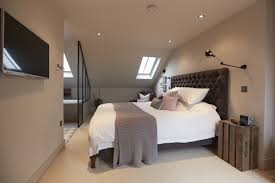 loft style bedroom electrical solutions