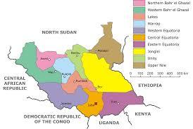 الغرب يريد إرجاع جنوب السودان للشمال بعد انهيار الدولة