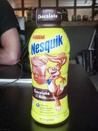 Thirsty Dudes Nestle Nesquik Chocolate
