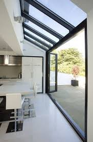 bifold door exterior rear extension 58