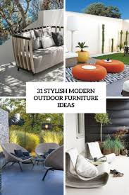 outside furniture ideas. Stylish Modern Outdoor Furniture Ideas Cover Outside S