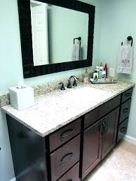 replacing bathroom vanity. Installing New Bathroom Vanity Replace Top Replacing Install B